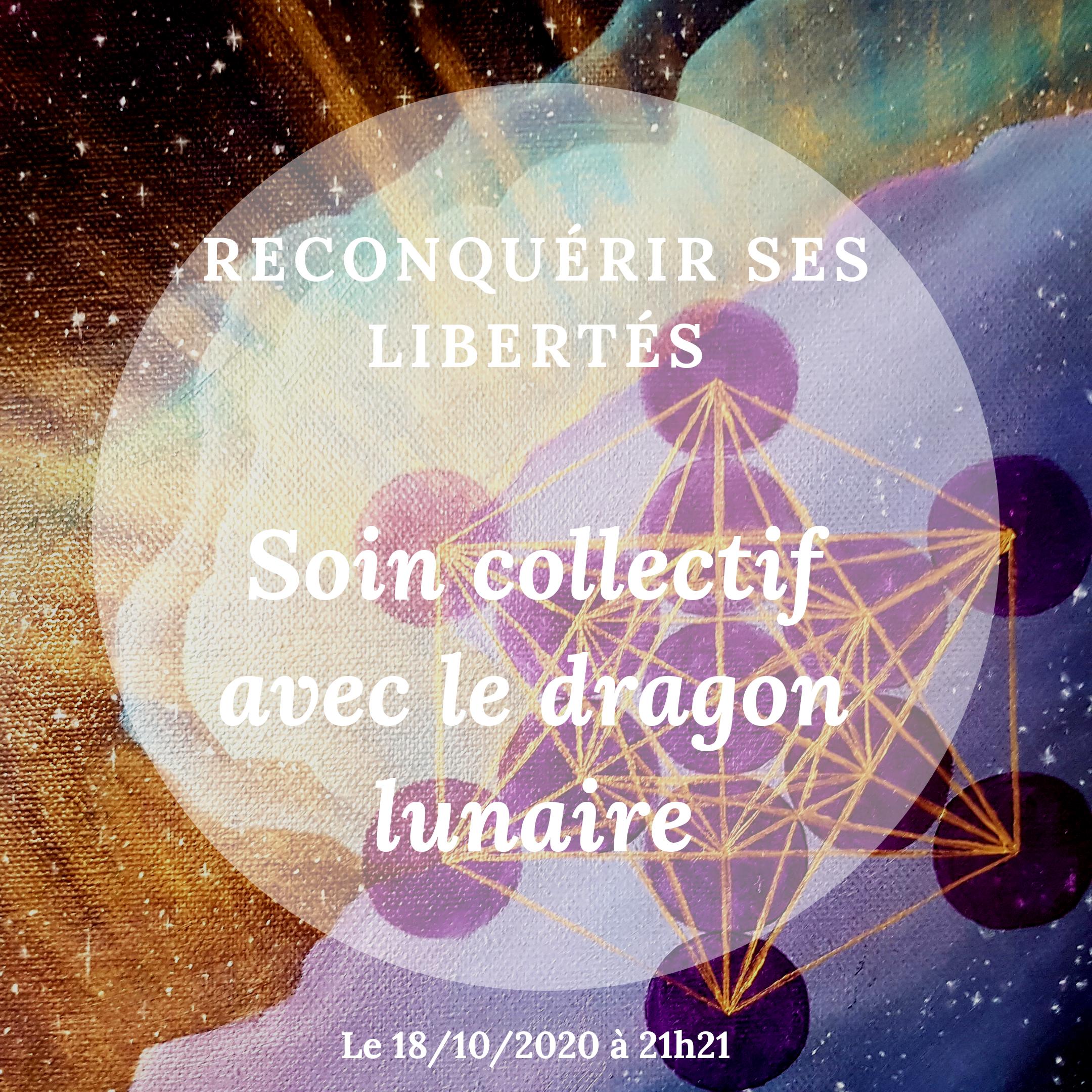 Soin collectif 18.10.2020 – Reconquérir ses libértés